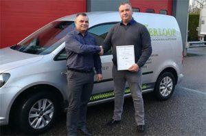 SIEV certificering Verloop Schoonmaakbedrijf