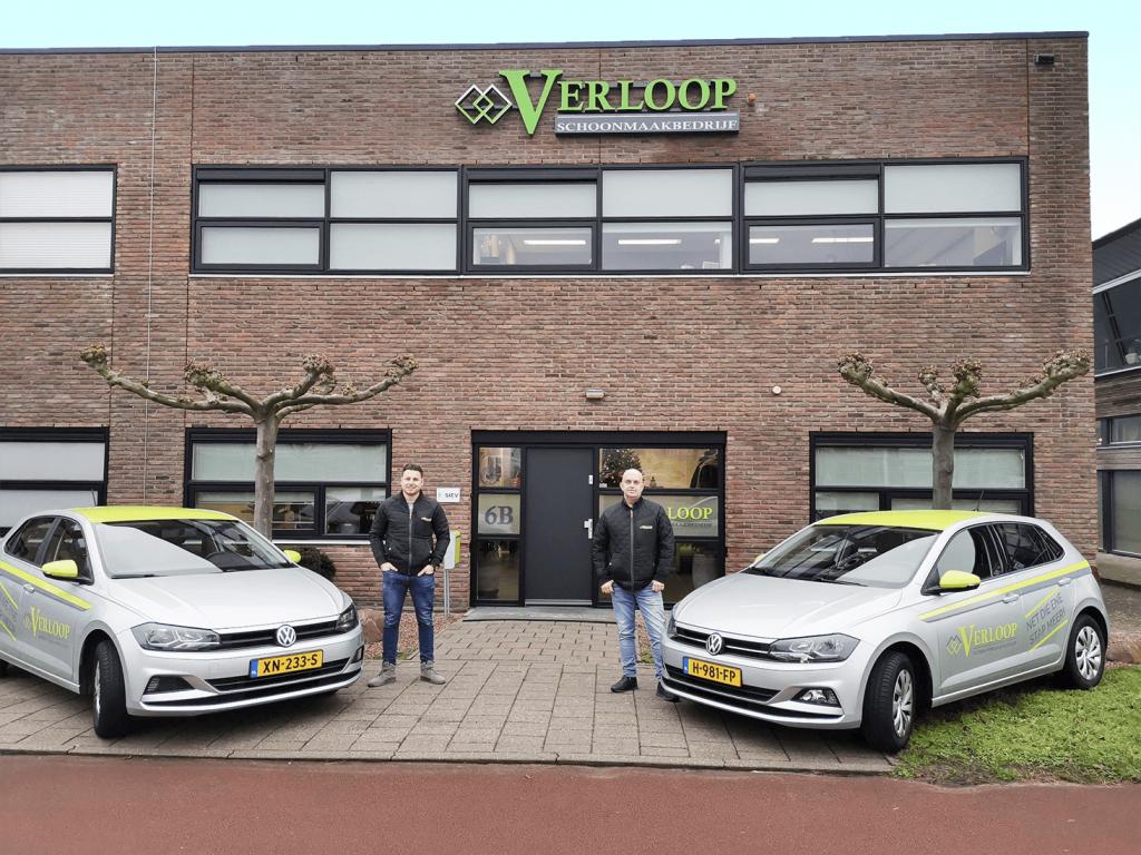 Team members Verloop Schoonmaakbedrijf
